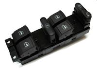 1J4959857D Window Switch for Mk4 4-doors   Driver Side