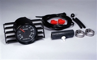 TPB.023I - Mk5 2.0T Turbo VentPod | INDIGO Boost Gauge |
