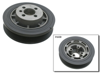 037105243A Crankshaft Pulley with Vibration Damper | Mk3 2.0L