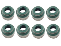027109675_qty8 Valve Stem Seals 7mm (Set of 8) | Mk4 | Mk3 2.0L and Mk2 16v