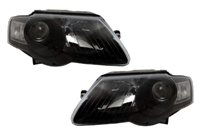 HXVWP60HL-EB Helix Smoked Projector Headlights for 06 - UP B6