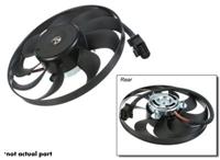 1K0959455ET Auxiliary Fan Assembly (OE Brand) - 295mm | Mk5 | Mk6 | B6 | A3 | EOS | CC