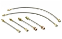 86.10.25 Neuspeed Stainless Steel Brake Lines (6-pc) | Mk3