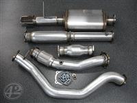 EX-04-3XXXXX 42 Draft VW Mk4 1.8T Turboback Exhaust System w/