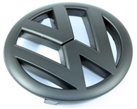 EMBLEM-VWG6-F Black Emblem | Front Mk6 Golf | GTi and 2010+ JSW