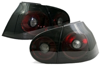 HVWG5TL-BR Black Cherry Red Taillights | MK5 Golf | Rabbit |