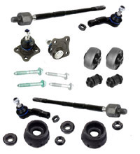 Ultimate Stage 2 Front Suspension Rebuild Kit for VW Mk4 Golf | Jetta