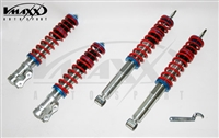 60 VW 02 -V-Maxx Fixed Damping Coilover Kit | Mk2