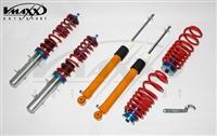 70 AV 16/55 V-Maxx XXtreme Damping Coilover Kit | EOS
