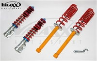60 VW 10 -V-Maxx Fixed Damping Coilover Kit | B3 | B4 Passat