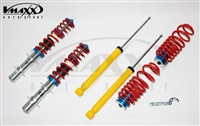 60 AV 18/55 -V-Maxx Fixed Damping Coilover Kit, B6 Passat/CC