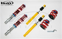 60 AV 15/55 V-Maxx Fixed Damping Coilover Kit | Mk5 Golf R32