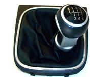1K0711113CLUSY Shift Knob and Boot GTi   GLi   Mk5 6-speed