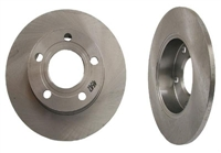 8E0615601B_qty2 Rear Rotors 245mm (Plain) | B6 Audi A4 1.8T 02-05
