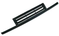 GR-VWJ3-B2 Mk3 Jetta Badgeless 2-Bar Grill | Black Finish