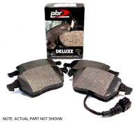 D1492D Front | PBR Deluxe Brake Pads | Mk4 1.8T | VR6