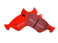 Rear | EBC Redstuff Ceramic Pads Set | E46 M3 | E46 330i | E39 M5 | E85 Z4 M | E38 7-Series - DP31118C