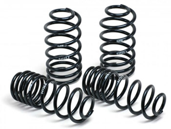 54750 H-R Sport Springs | Mk5 Rabbit