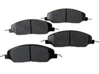 Rear | Hawk HP Plus Pads Set | R50 | R52 | R53 - HB445N.610
