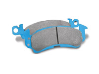 Rear | Hawk Blue Pads Set - HB574E.636