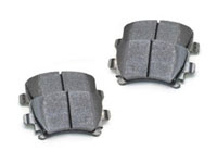309.11080 Rear | Stoptech Performance Brake Pads | 310mm | 282mm | 260mm Rotors