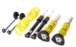 96003 ST Suspension XTA Coilover System - MK4 Golf R32 & MK1 TTQ