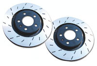 USR602 Front EBC Ultimax Slotted Rotors - Set of 2 Rotors (288x25mm)