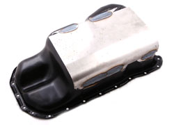 021103601B_Skid_Guard Oil Pan Formed Steel Skid Guard | Mk3 12v VR6