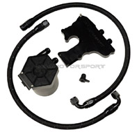034-101-1000  - 034 Catch Can Kit | B8 Audi A4 2.0T TSI 2009-2012