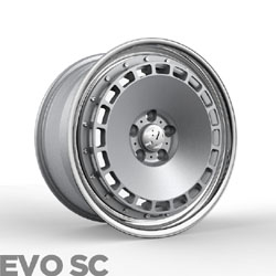 1552_3pc-Evo-SC fifteen52 Forged 3-piece Evo SC Wheel