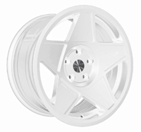 "3SDM.05.112.18.W-Gloss 3SDM 0.05 Wheel | 18"" 5x112 Gloss White"
