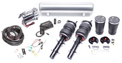 BAG-MK4-AirLift-3P-FullKit Air Lift Kit w/ Performance 3P Digital Controls | Mk4 Golf | Jetta | Mk1 TT