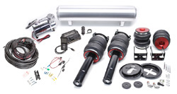 BAG-B6-CC-AirLift-3P-Kit Air Lift Kit w/ Performance 3P Digital Controls | B6 | B7 Passat | CC | Eos | Tig