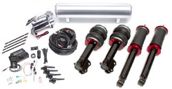 BAG-Mk2-3-AirLift-3H-Kit Air Lift Kit w/ Performance 3H Digital Controls | Mk2 | Mk3 Golf | Jetta