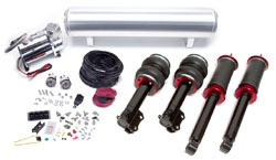 BAG_Gen1R5X_ManualFullKit Air Lift Kit w/Manual Controls | R50 | R52 | R53 | MINI