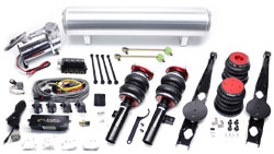 BAG_E9X_ELevel_TOUCHPADKIT Air Lift | Accuair e-Level Full Package w/ Touchpad | BMW E9X 3-Series RWD