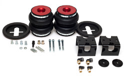 75690 Air Lift Double Bellow Rear Kit | Mk5 | Mk6 Golf | GTi | Jetta|A3 | TT