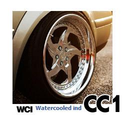 WCI-CC1 WCI CC1 Forged 3-piece Set of Wheels