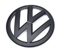 EMBLEM-VWG7-F-Matte Black Emblem (Matte) | Front Mk7 Golf | GTi