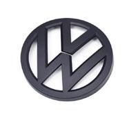 EMBLEM-VWG7-R-Matte Black Emblem (Matte) | Rear Mk7 Golf | GTi