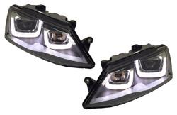 HVWJ6HL-L7 Helix Projector Headlights LED R Style | Mk6 Jetta