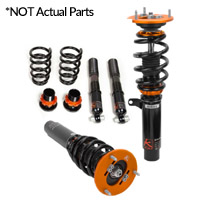 CVW042-KP Ksport Kontrol Pro KP Coilovers Damper Kit | Mk4 Golf R32