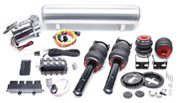 Air Lift Kit w/ Accuair SwitchSpeed Analog Controls | Mk6 Jetta S 2.0L 8v (2014-2015)