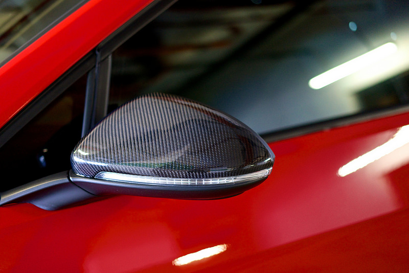 Carbon Fiber Mirror Covers Mk7 Golf Gti Golf R