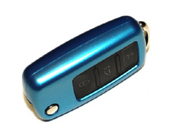 Key_FOB_Case_Colors VW Alarm Transmitter | 2001-2009
