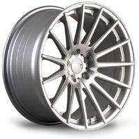"Miro_110_SIL_20inch - Miro 110 Wheel | 20"" Silver"