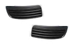 1K0853666Q9B9-5AB9B9 Mk5 Euro Golf GT Bumper Grill Set w/o fog holes