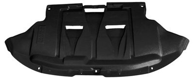 8d0863821s Skid Plate Engine Splash Shield B5 Audi A4