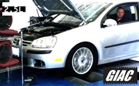 GIAC_2.5L GIAC VW Mk5 2.5L Performance Software