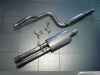 3015-22020 AWE Tuning Exhaust | Mk4 Golf | GTi 1.8T | VR6
